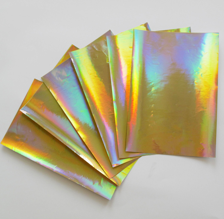 250g復合鐳射金銀卡紙